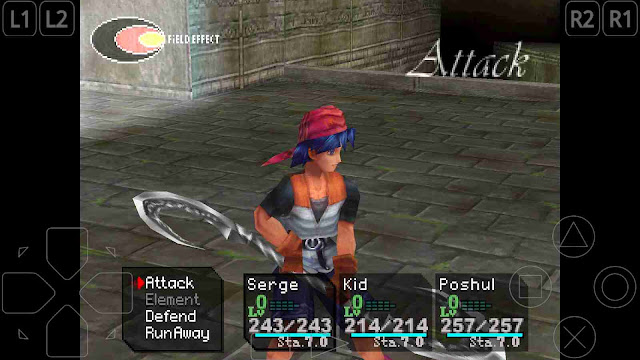 Chrono Cross Psx Iso