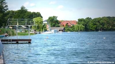 Baden am Schaalsee, Sprungturm