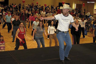 Keeping It Simple Kisbyto Line Dancing Week 2012