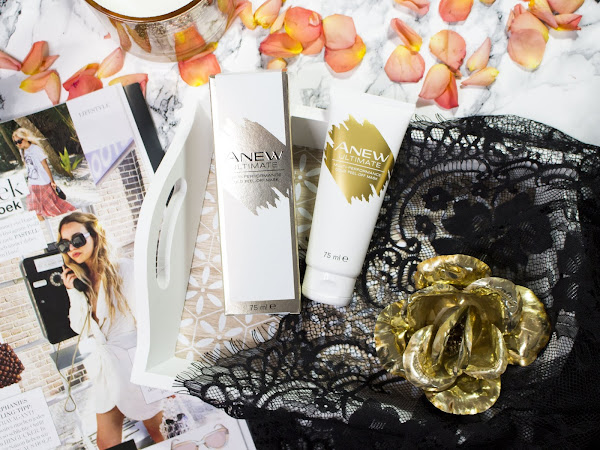 AVON ANEW Ultimate Gold Peel-off-Mask