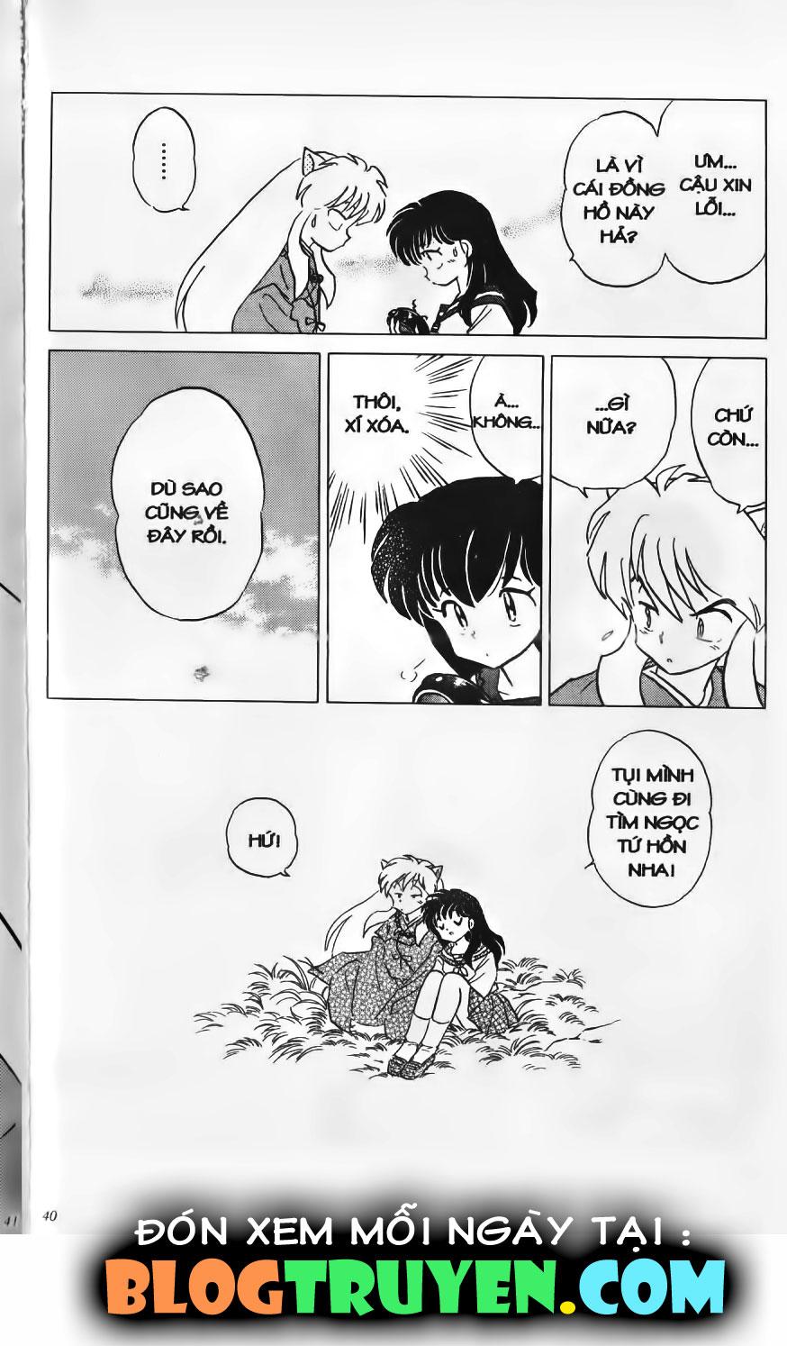 Inuyasha vol 15.2 trang 19