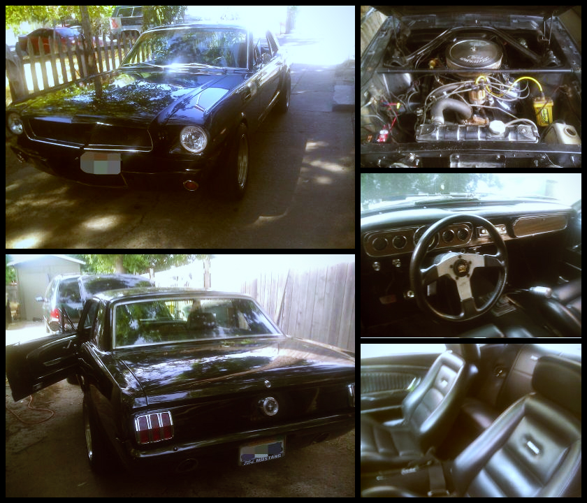 CARTICULAR: Craigslist Find: '65 Mustang Coupe