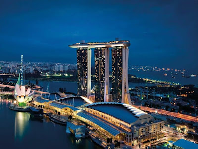 Cheap Hotel: Marina Bay Sands