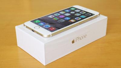 iPhone 6 chính hãng FPT bản 32GB giá 7,95 triệu đồng