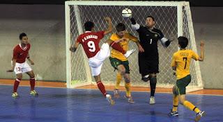 Strategi Permainan Futsal Modern