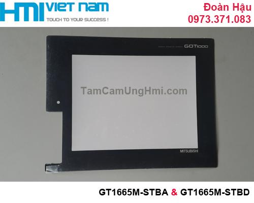 Kính cảm ứng HMI GT1665M-STBA