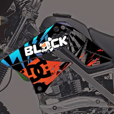 KLX Ken Block Hoonigan