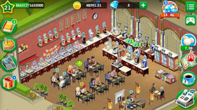 My Cafe: Recipes & Stories Mod Apk