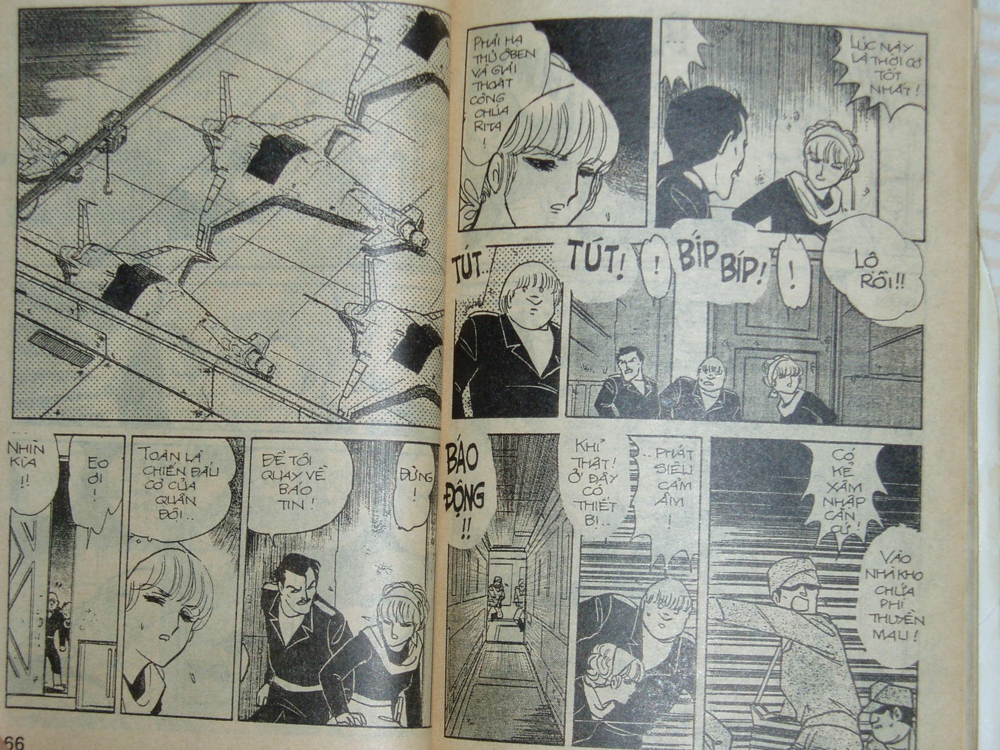 Siêu nhân Locke vol 13 trang 32