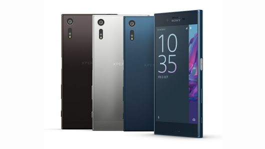 Xperia XZ: Sony's standard endeavor at a lead