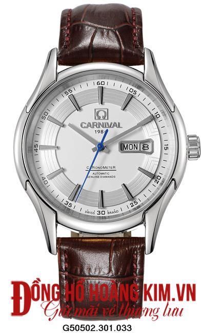 đồng hồ Carnival 1986 nam tính