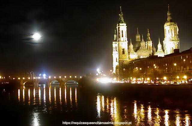 Basílica barroca de Nuestra Señora del Pilar