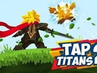 Download Tap Titans 2 MOD Apk v2.9.2 Terbaru (Unlimited Diamonds/Mana)
