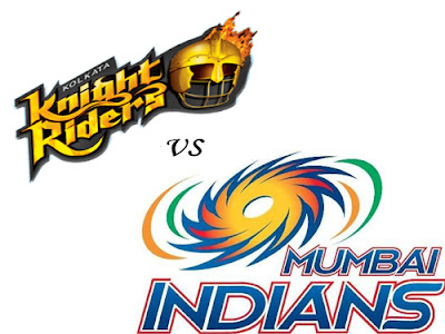 MATCH 5:  Kolkata Knight Riders vs Mumbai Indians Highlights IPL 2016
