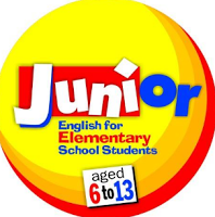 Logo Junior English Course