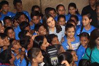 Alia Bhatt in Denim and jeans with NGO Kids 07.JPG