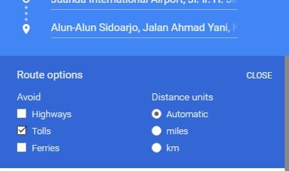 Tips dan Trik Google Maps Terbaru