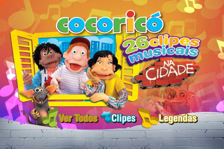 TURMA DO PARA DA COCORICO BAIXAR MUSICAS