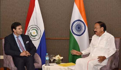 India and Paraguay Agreed to Cooperate