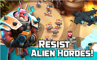 Download Alien Creeps TD Apk Mod v2.28.0 Unlimited Money For Android