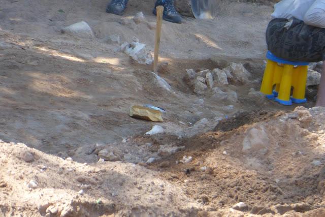 места археологические раскопки