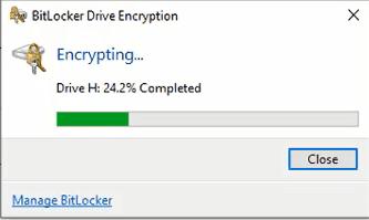 شرح bitlocker تشفير الهارد ديسك بدون برامج على الويندوز 10