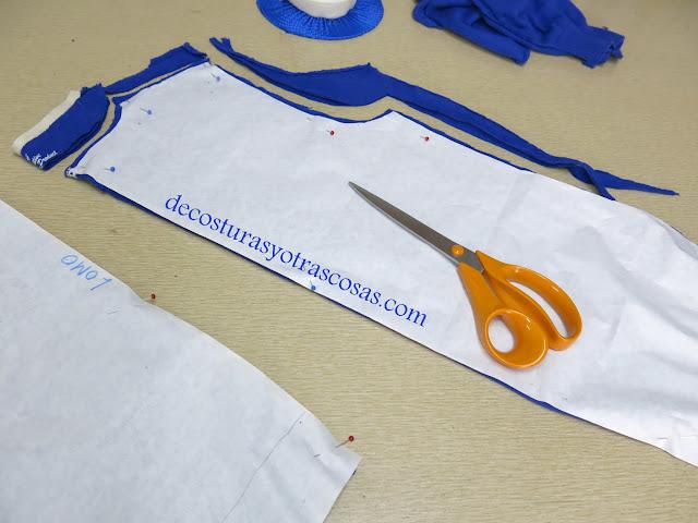 jersey reciclado paso a paso