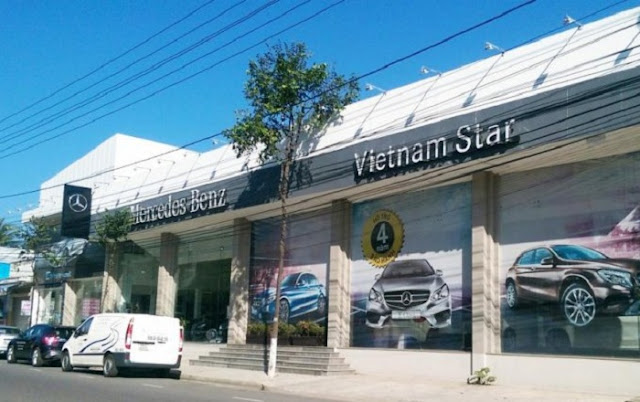 Mercedes Nha Trang là đại lý Autohaus thứ 11 của Mercedes