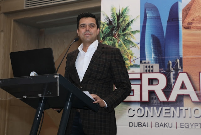 "Pak-Qatar Takaful organizes ""Grand Convention"" for its Distribution Team!"