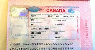 CANADIAN Transit Visa 2018
