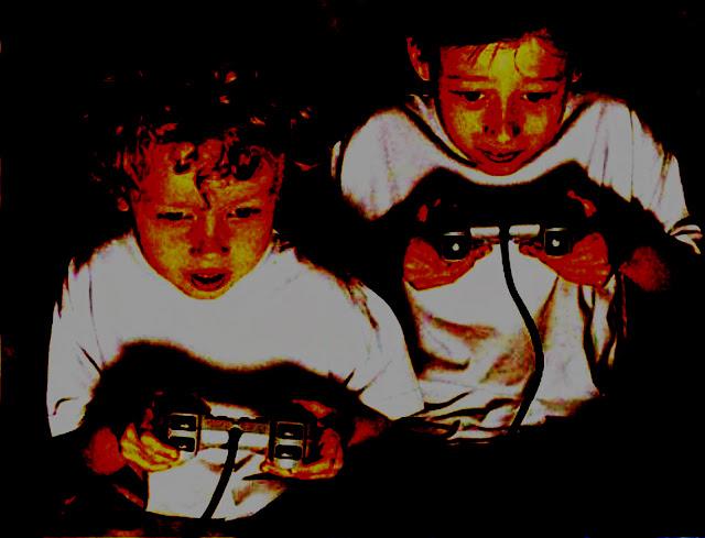 Teknologi Playstation yang Merusak Otak Anak