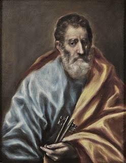 Αποτέλεσμα εικόνας για αποστολος πετρος με κλειδιά