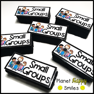 Planet Happy Smiles, Mini Erasers