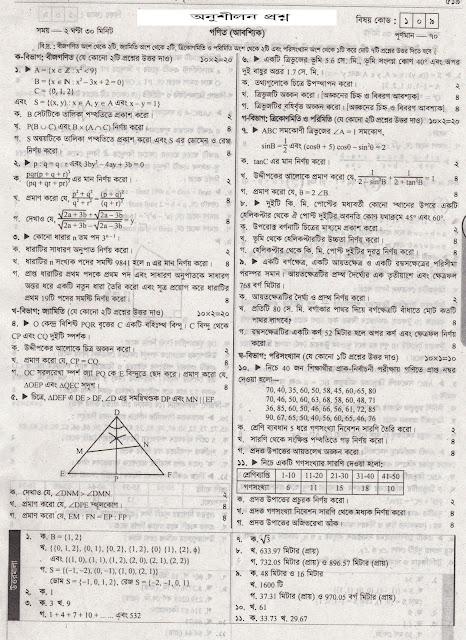 Math suggestion SSC exam 2017, SSC math question 2017,