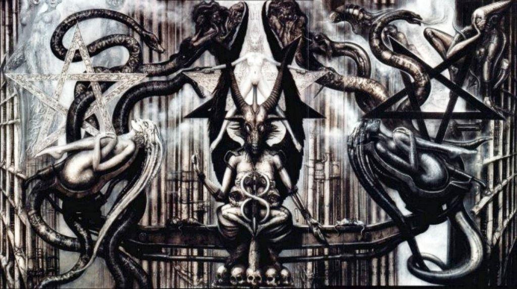 satanizm, satanizm nedir, satanizm de şeytan, şeytana tapanlar, şeytanı yüceltenler, din, dinler, tanrı ve şeytan, satanizm inancı, satanistler, din ve mitoloji, İsaya ve kiliseye küfür,
