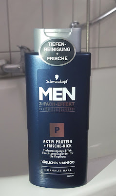 muttis produkttest blog schwarzkopf men aktiv protein. Black Bedroom Furniture Sets. Home Design Ideas