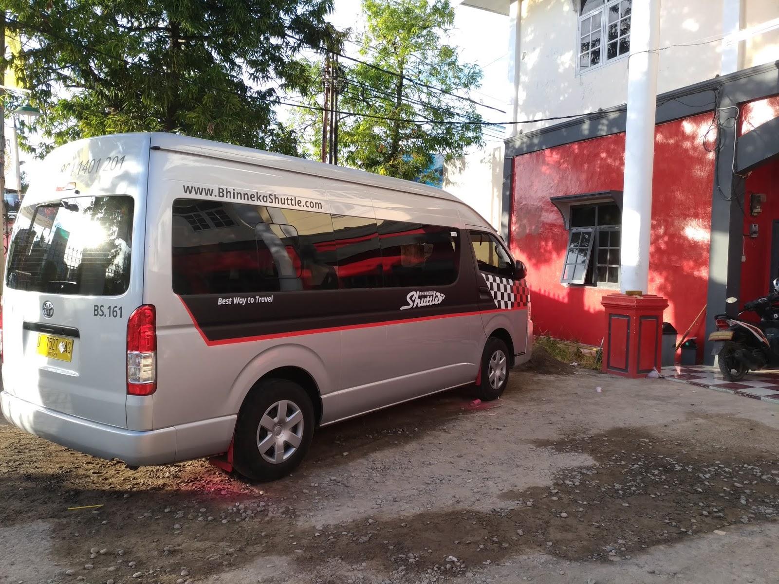 Indramayu Bandung Hanya 3 Jam Dengan Travel Bhinneka ...