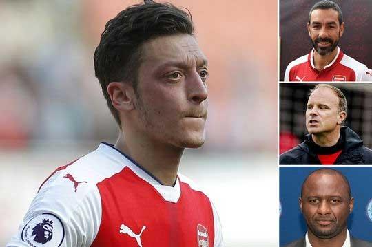 BẢN TIN SÁNG 3/9: Ozil bật huyền thoại Arsenal