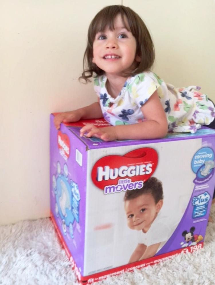 Huggies Giveaway