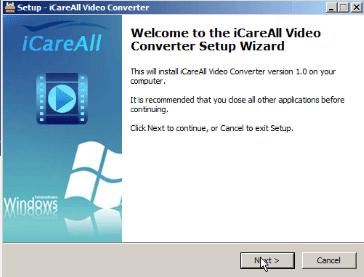 تحميل وتثبيت وشرح برنامج iCareAll Video Converter