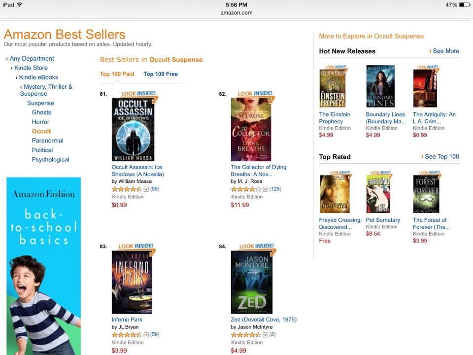 The Farthest Reaches: ZED Creeps Inside The Top 100 // Amazon