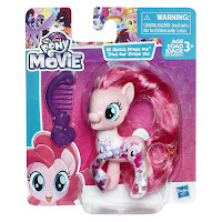 MLP The Movie All About Pinkie Pie Brushable