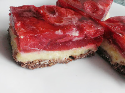 Zdrowe ciasto jaglane
