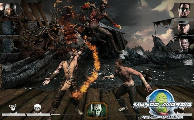 Jugabilidad de Mortal Kombat X