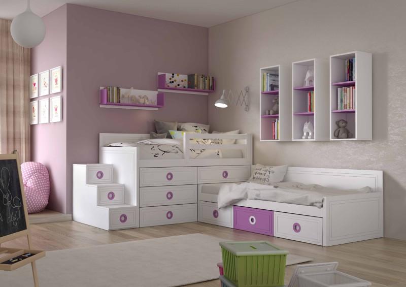 Publicado por xikara muebles en 19 20 no hay comentarios for Dormitorios infantiles madrid