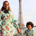 Οικογενειακές διακοπές στο Παρίσι για τη Beyonce