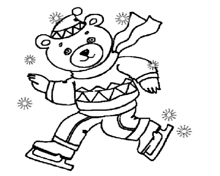 colours drawing wallpaper: Beautiful Teddy Bear Colour