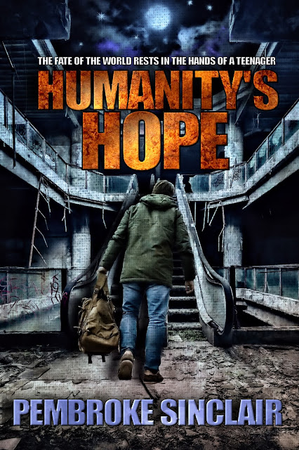 Cover Reveal for Humanity's Hope