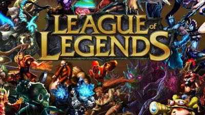 League of Legends - Ternyata Inilah 15 Game Paling Populer di Dunia Versi Youtube