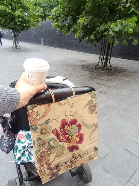 big mamas home, viikkokatsaus, arki, blogi, bloggaaja, Helsinki, Pumpkin spice latte, Starbucks, Kapp Ahl, lapsi, perhelifestyle